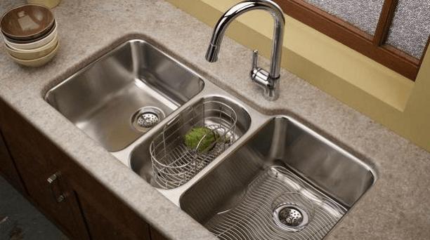 طرق تسليك أحواض المطبخ والحمام