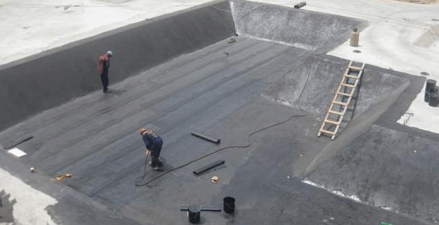 عزل الأسطح والحمامات – 0551154864