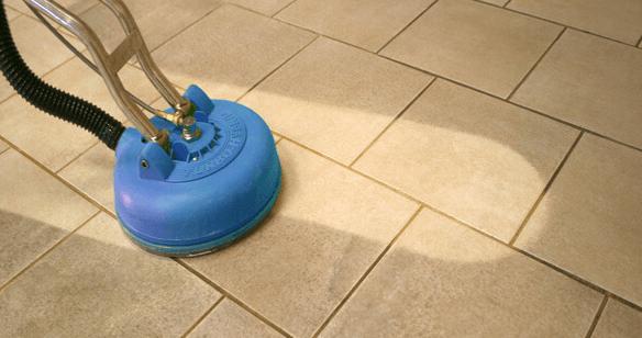 جلي البلاط في المنزل بأسهل الطرق
