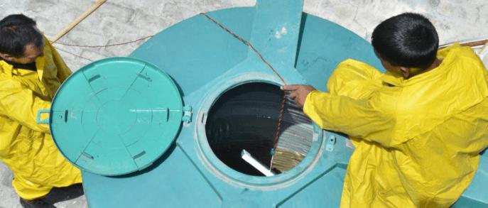 أفضل طريقة لتنظيف خزانات المياه