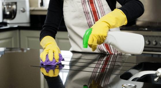 تنظيف المنزل خلال ساعة واحدة
