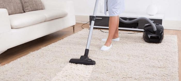 تنظيف السجاد في المنزل بكل سهولة