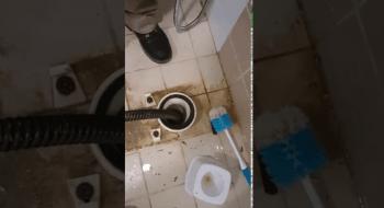طرق تنظيف صفاية الحمام