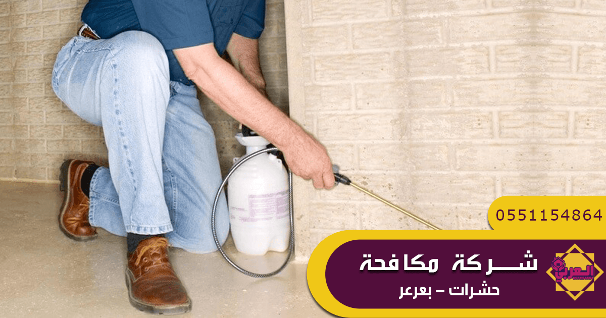 شركة مكافحة حشرات بعرعر – 0559845547 – مكافحة الحشرات بعرعر